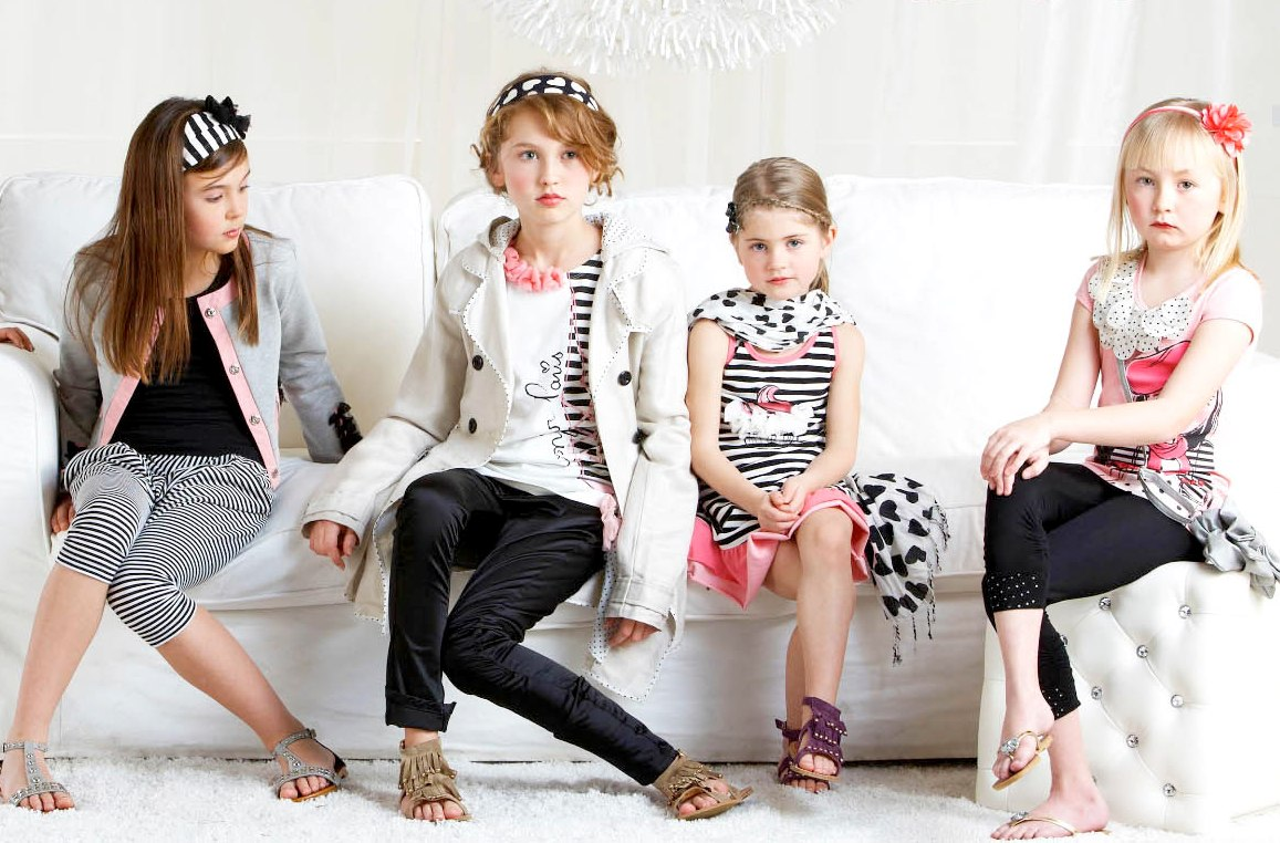 Kids Fashion Trend Alert – Upcycling Children's Clothing, Toys and Homegoods