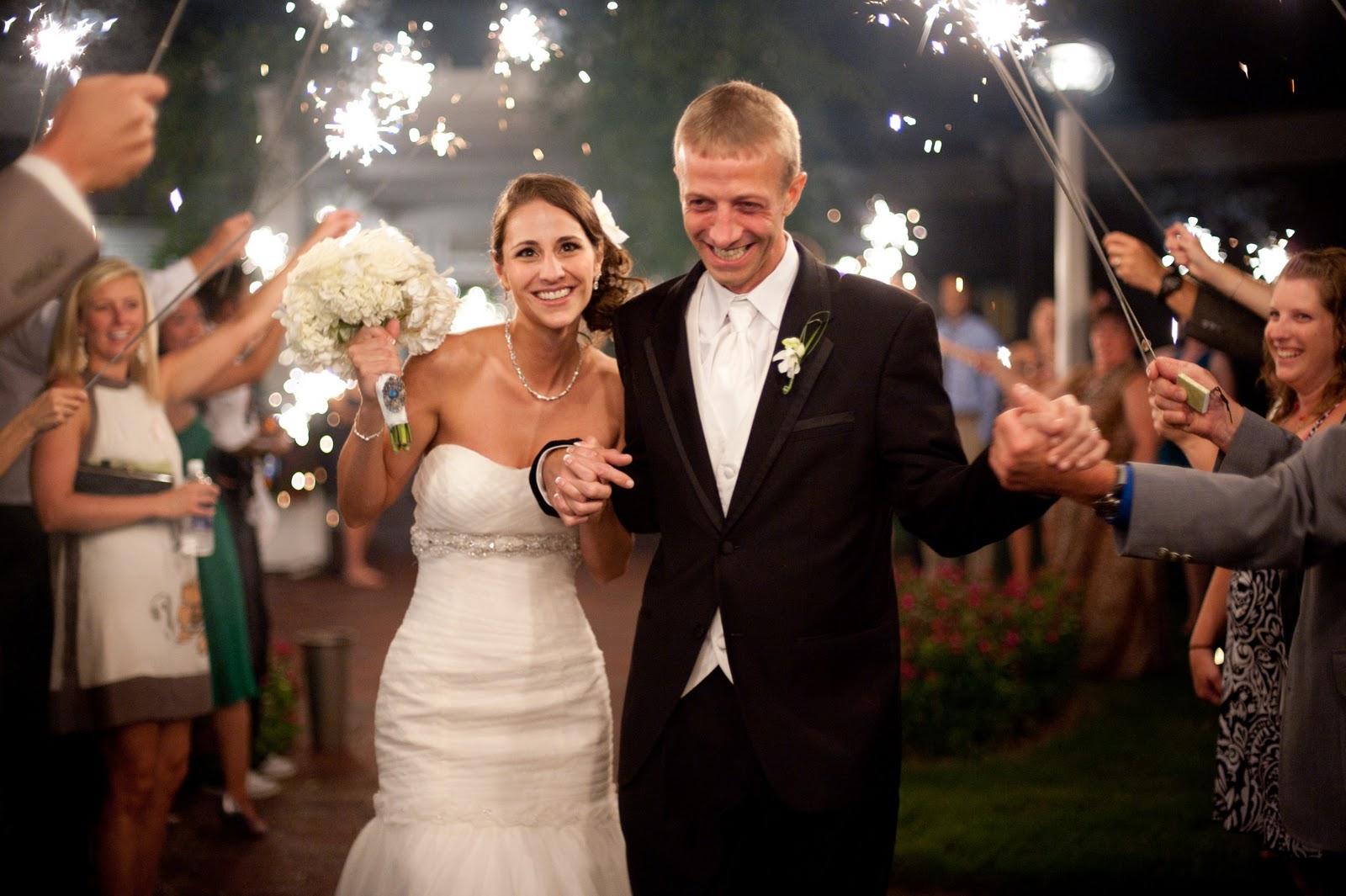 Number Shaped Wedding Favors