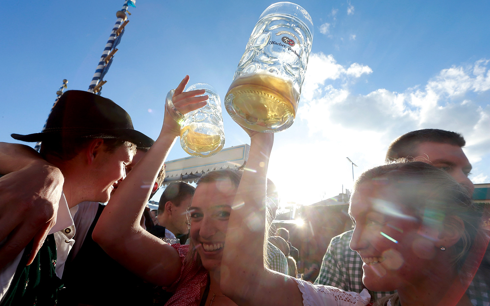 A Girl's Guide To Oktoberfest – Drinking, Dancing And Dirndls