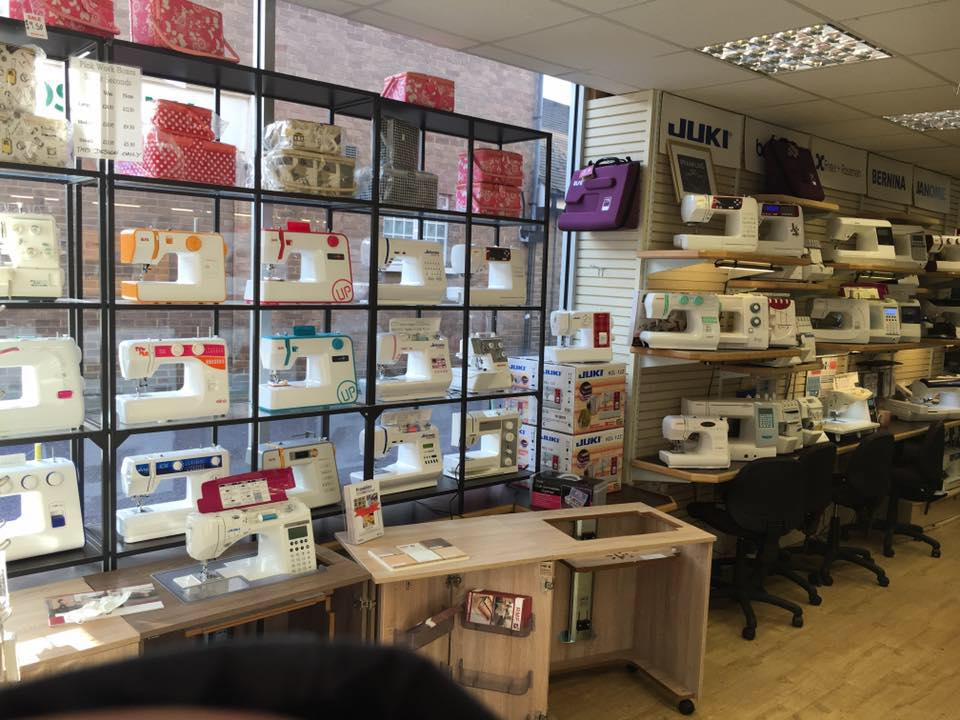 Sewing And Embroidering At Its Best With Franklins