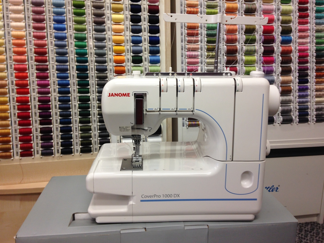 Brother Sewing Machines: An Approach To Design Digitally