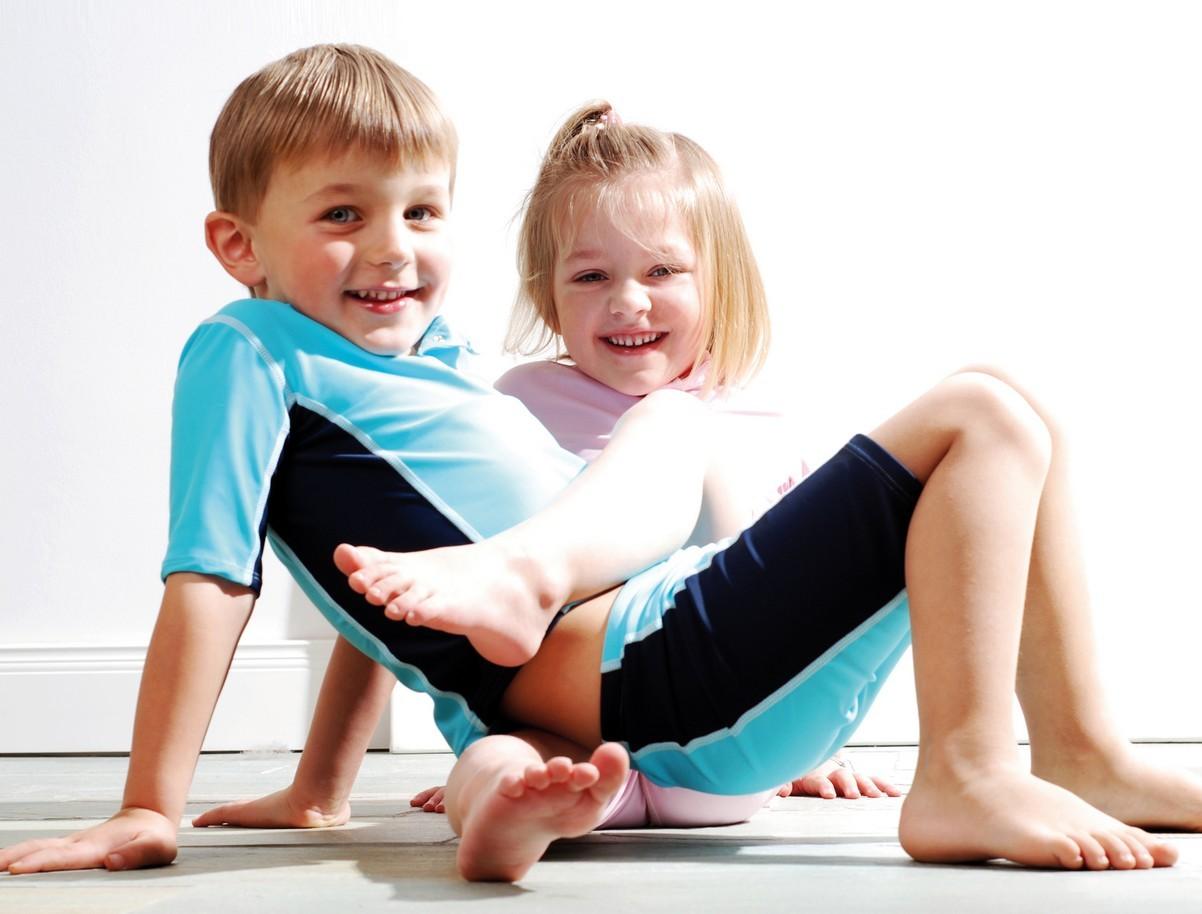 An Overview Of Stylish Kids UV Swimwear
