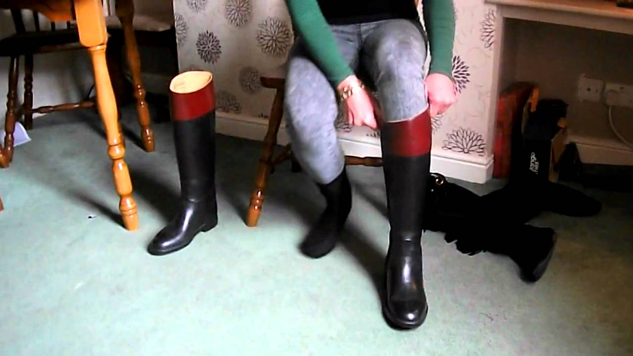 The Different Types Of Riding Boot