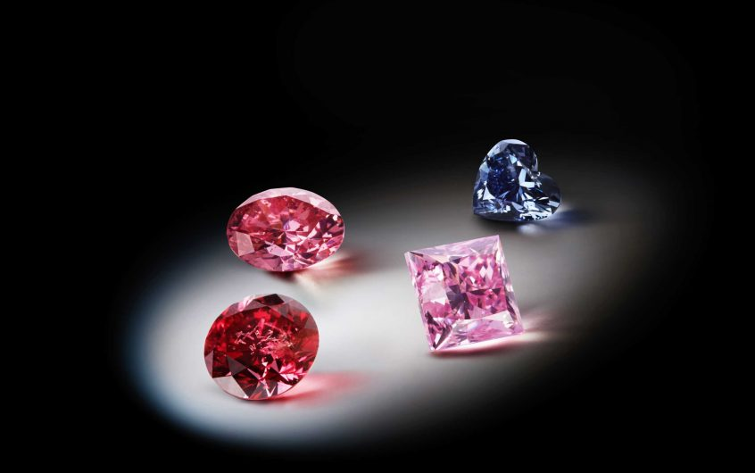 The Pink Diamonds That Wins Customers