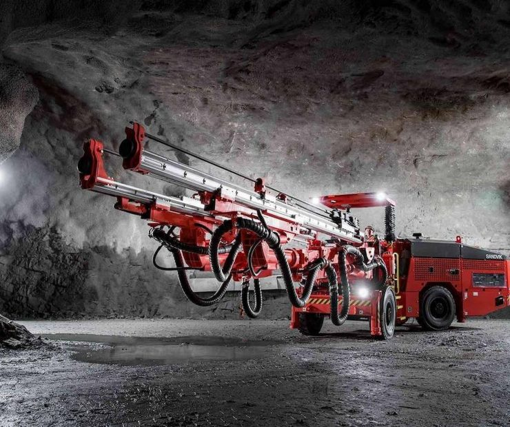 Uses Of Underground Drill Rigs